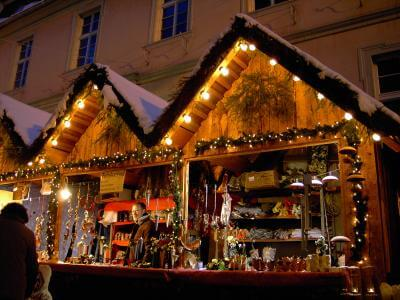 Es weihnachtet sehr: Weihnachtsmärkte und Basare in Steglitz-Zehlendorf öffnen ihre Pforten