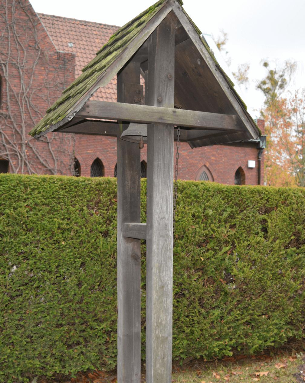 Alte Friedhofsglocke Zehlendorf