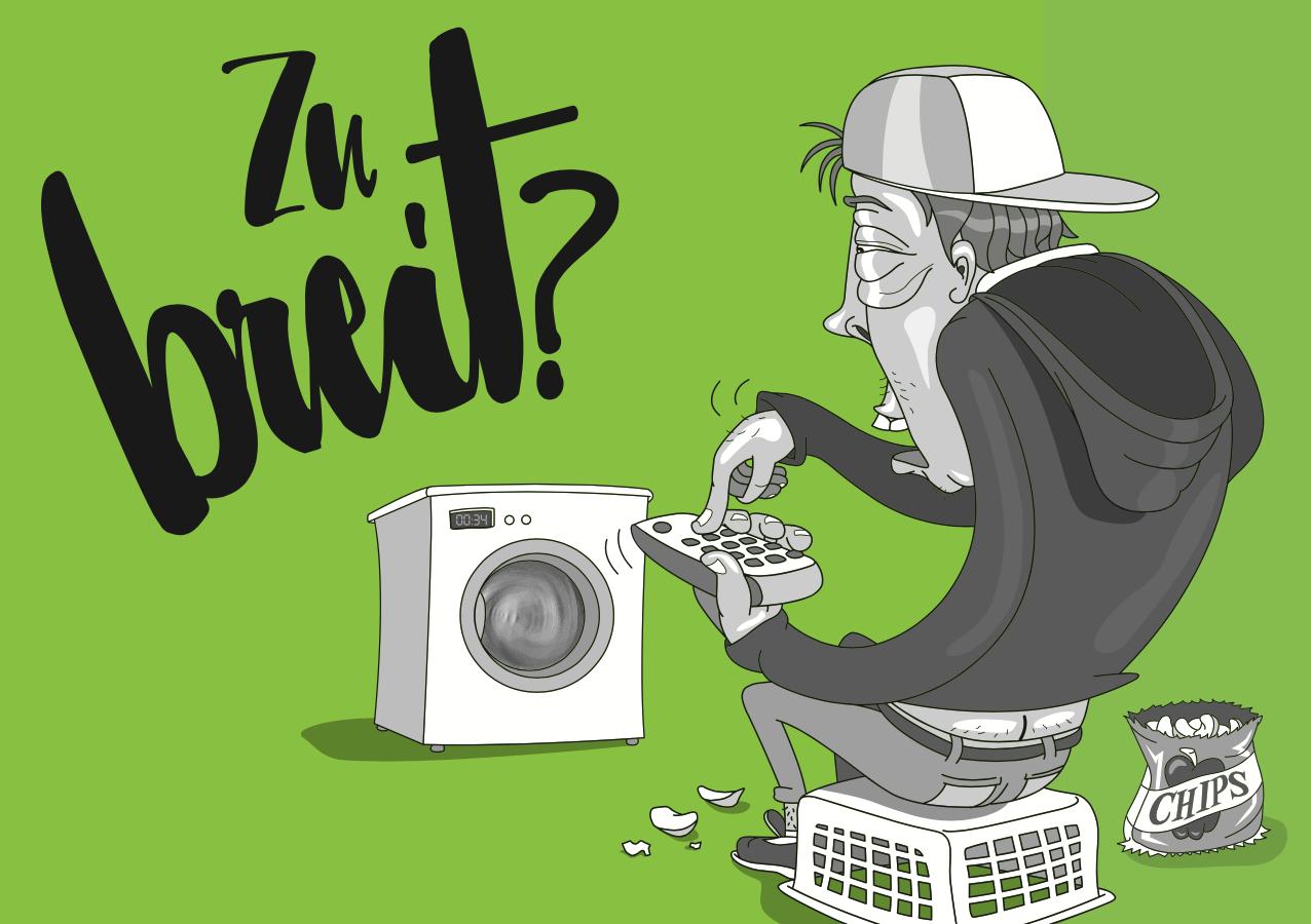 """""""Zu-breit-Lounge"""" in Zehlendorf – oder, was Sie schon immer über Cannabis-Konsum wissen wollten"""