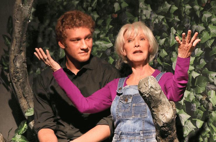 """Theaterfassung des Kultfilms """"Harold und Maude"""" feiert Premiere im Schlosspark Theater"""