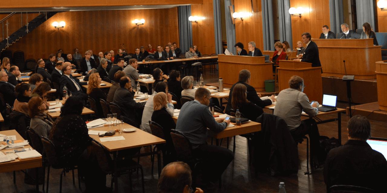 BVV Steglitz-Zehlendorf: Keine neue Stadtrat-Wahl dafür viele Diskussionen