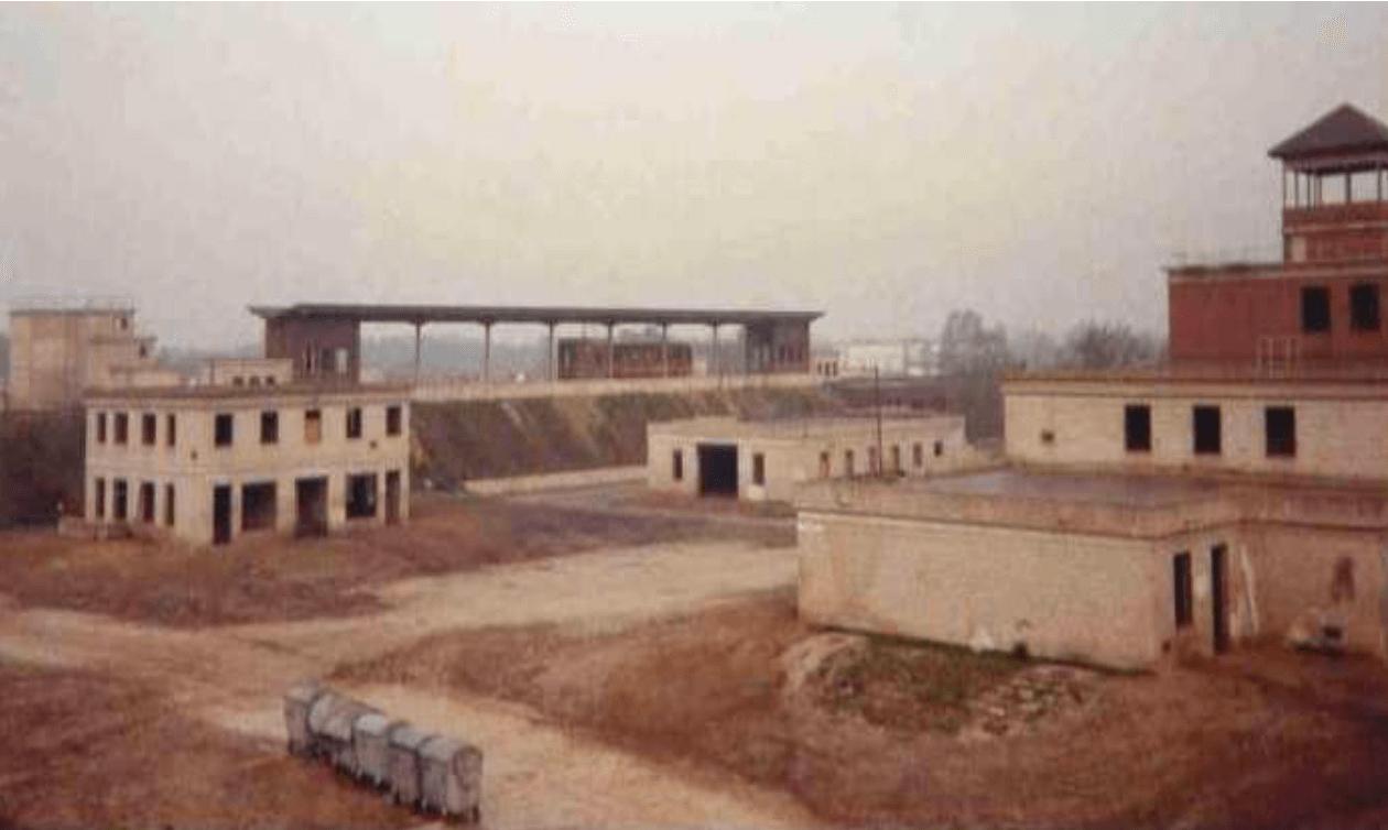 """Zwischen Reichsbahn und Doughboy City: Das ehemalige Truppenübungsgelände """"Parks Range"""" ist Denkmal des Monats Dezember"""