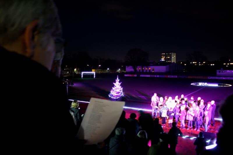 Lankwitz: Weihnachtslieder singen für einen guten Zweck