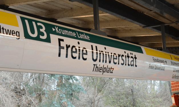 Drei U-Bahnhöfe in Dahlem werden barrierefrei