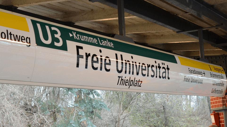 U-Bahnhof Thielplatz umbenannt