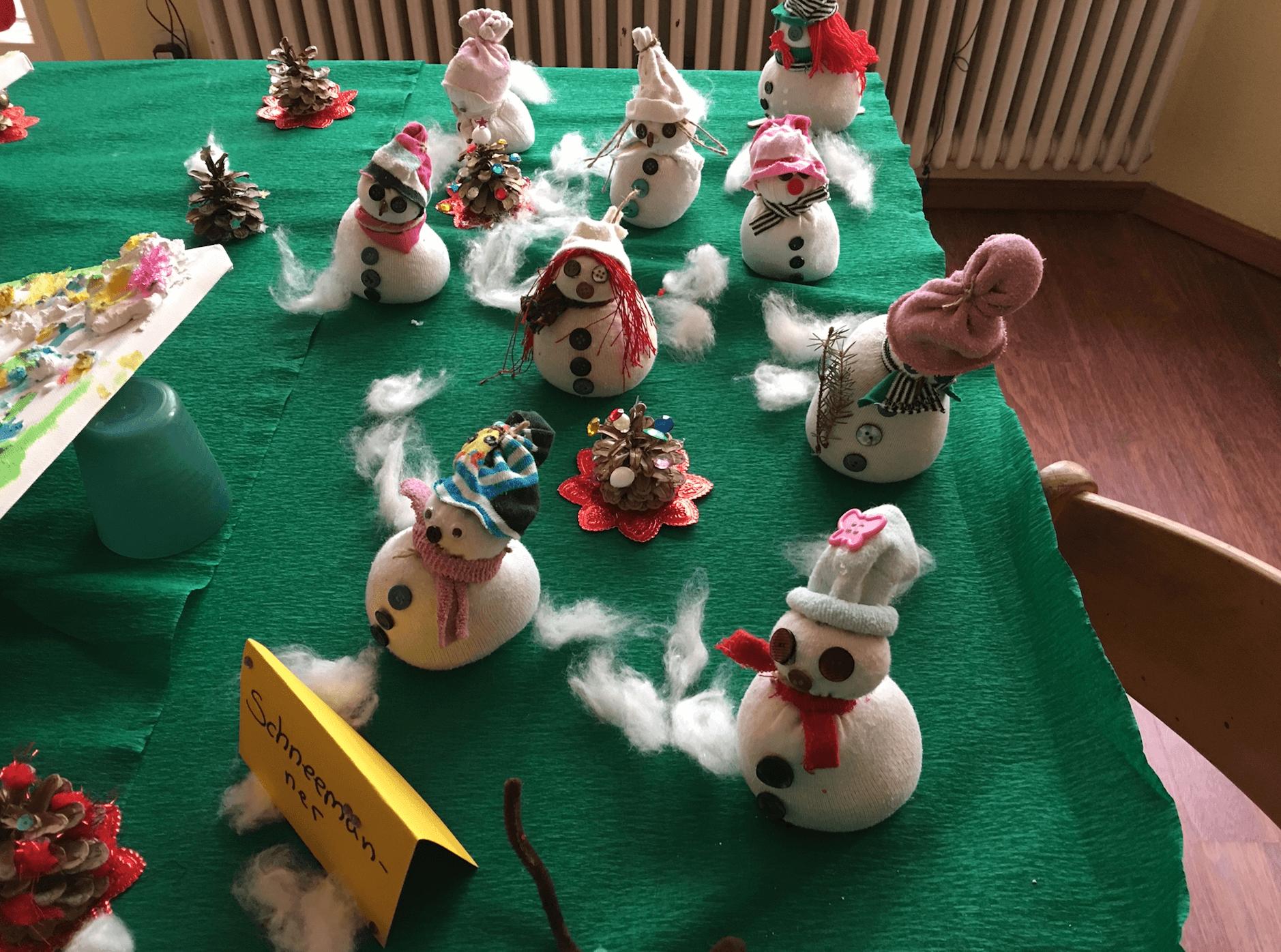 Offenes Haus für Groß und Klein: Weihnachtsfeier im KiJuNa