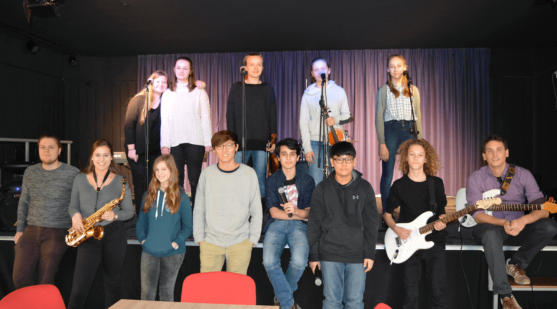 Mucke machen statt Schulbank drücken – Musische Tage in Steglitz-Zehlendorf