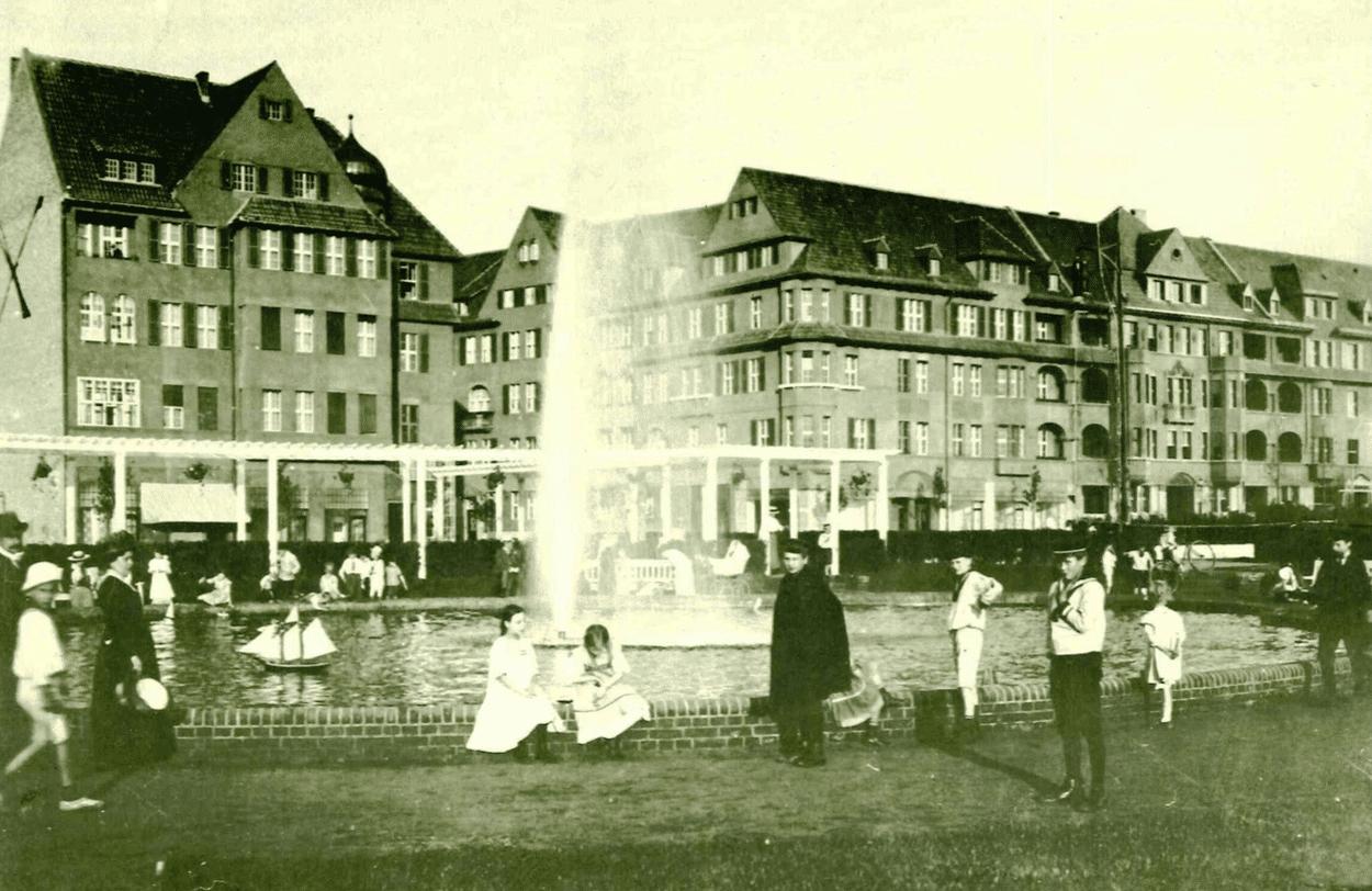 Bernkastler Platz Heimatarchiv Steglitz