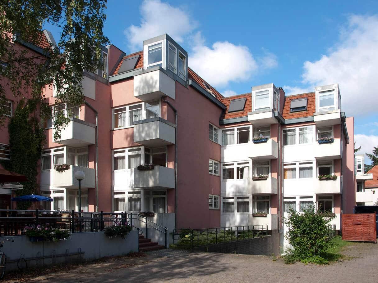 Sanierung nicht möglich: Pflegeheim Kastanienhof in Lankwitz soll geschlossen werden