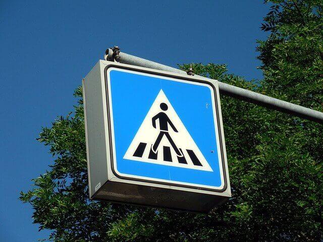 Zebrastreifen soll Überqueren der Hildburghauser Straße erleichtern