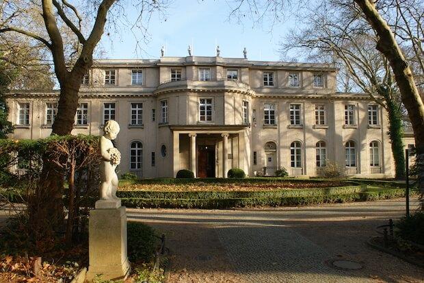 Wo einst Nazis über Massenmord verhandelten: 75. Jahrestag der Wannseekonferenz