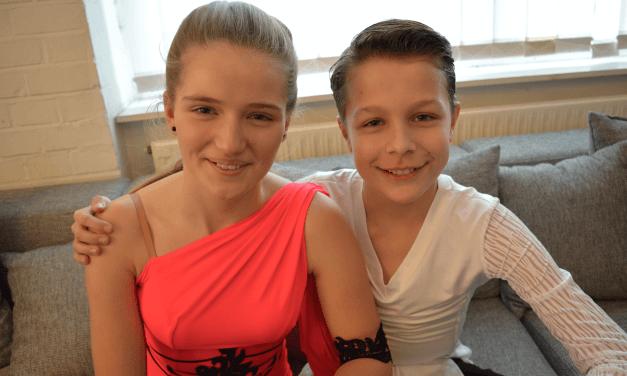 Rhythmus im Blut: Berliner Junioren-Meister in Lateinamerikanischen Tänzen kommen aus Steglitz-Zehlendorf