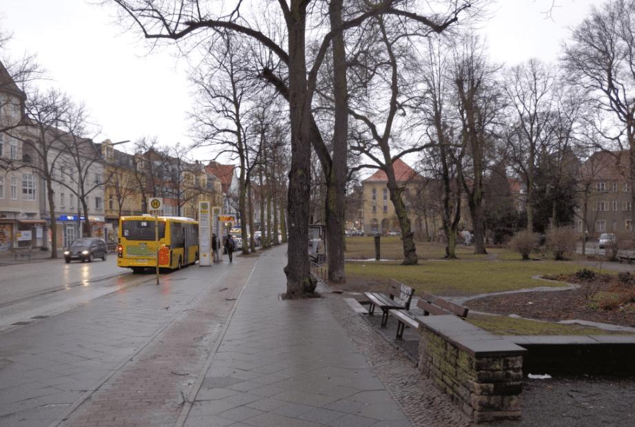 Zehlendorf-Mitte: Umgestaltung des Ortskerns wird warten müssen
