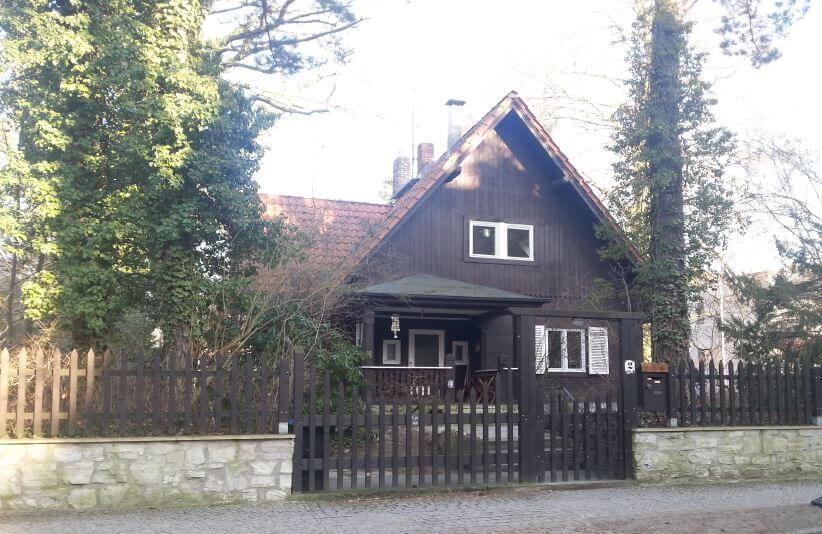 Emilie Winkelmann Architektur ist Denkmal des Monats März