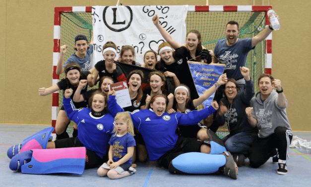 TuSLi-Hockey-Mädchen holen Deutschen Meistertitel nach Lichterfelde