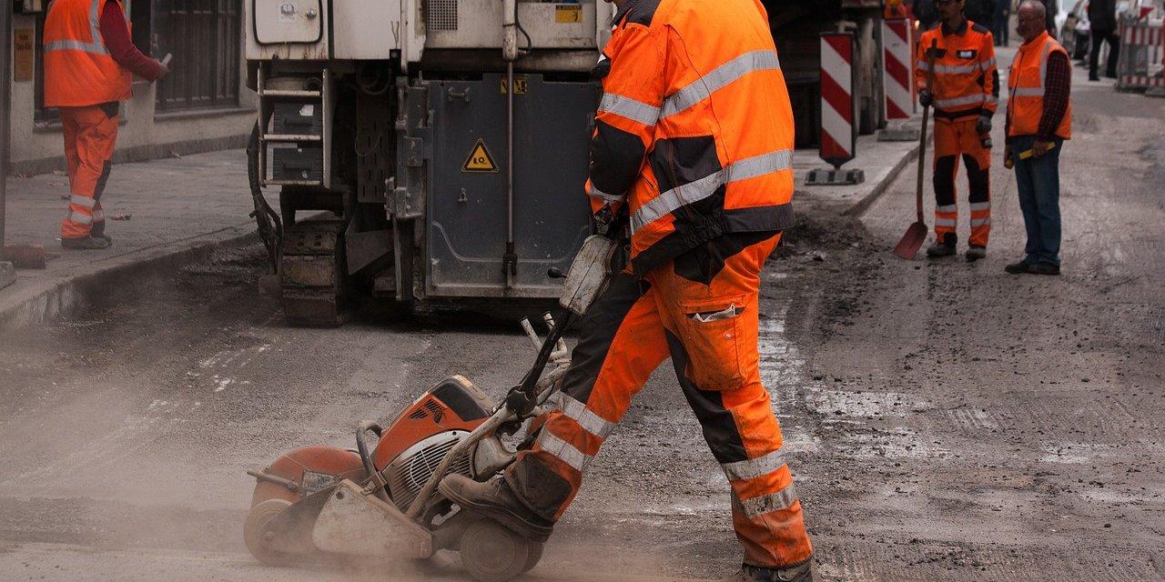 Bauarbeiten an der Kreuzung Finckensteinallee / Carstennstraße werden bis Ende November andauern