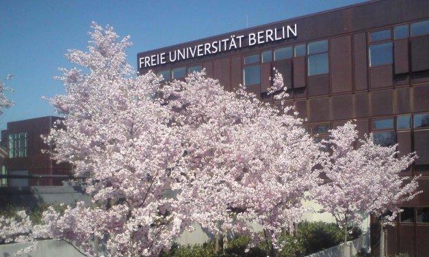 70 Jahre Freie Universität: Kostenfreie Themenführungen über den FU-Campus in Dahlem