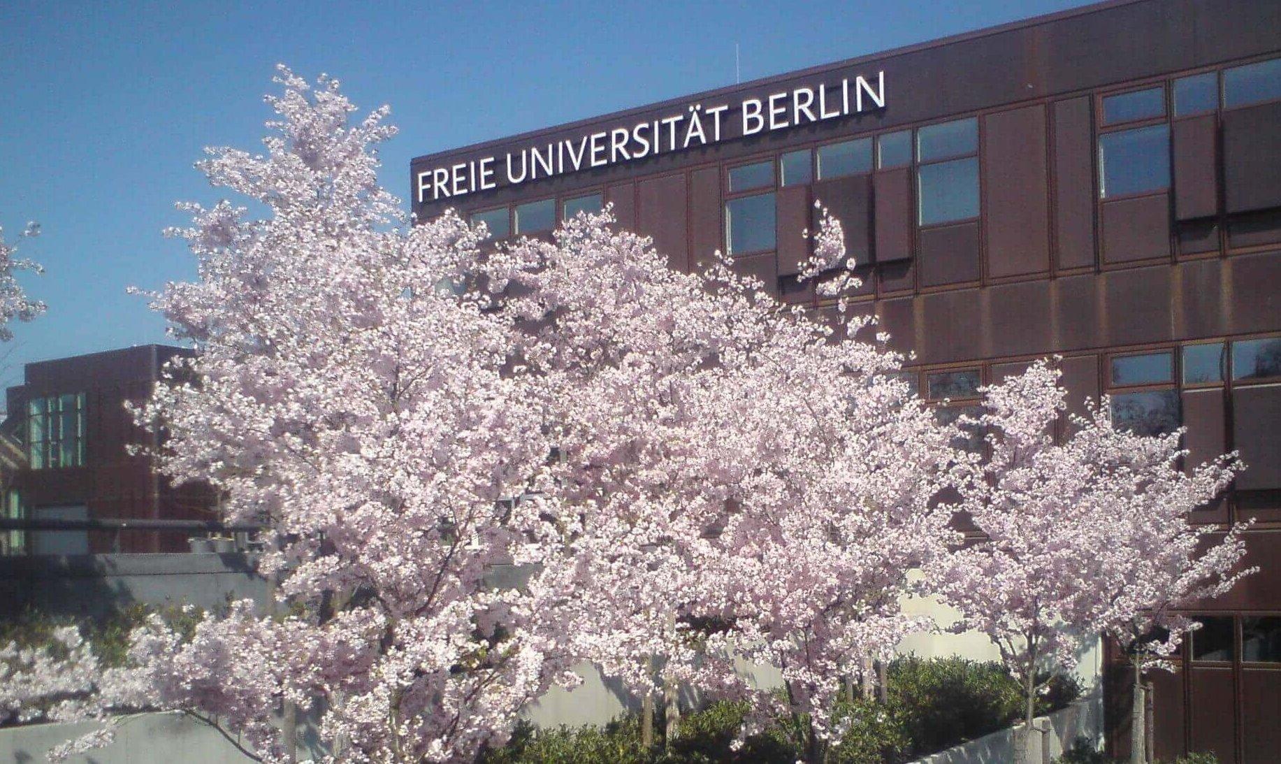 freie universitt berlin foto baumann - Fu Berlin Bewerbung