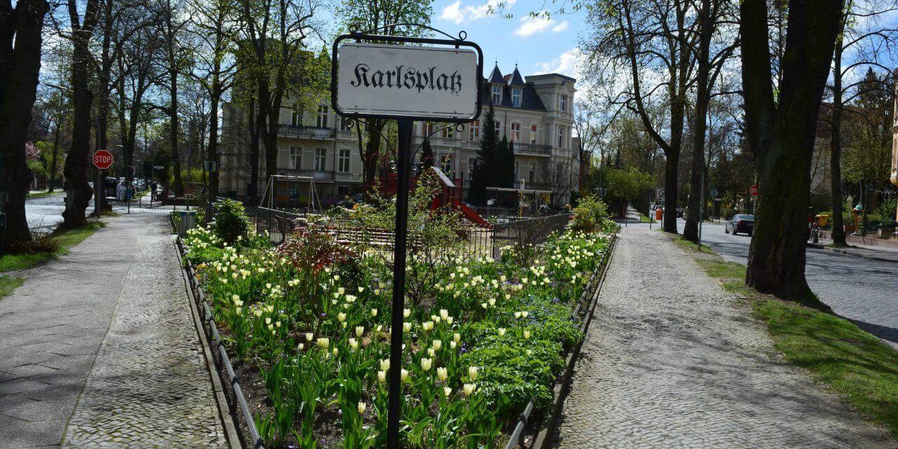 """Stiftung """"Kleine Plätze"""" verschönert öffentliche Flächen in Lichterfelde"""