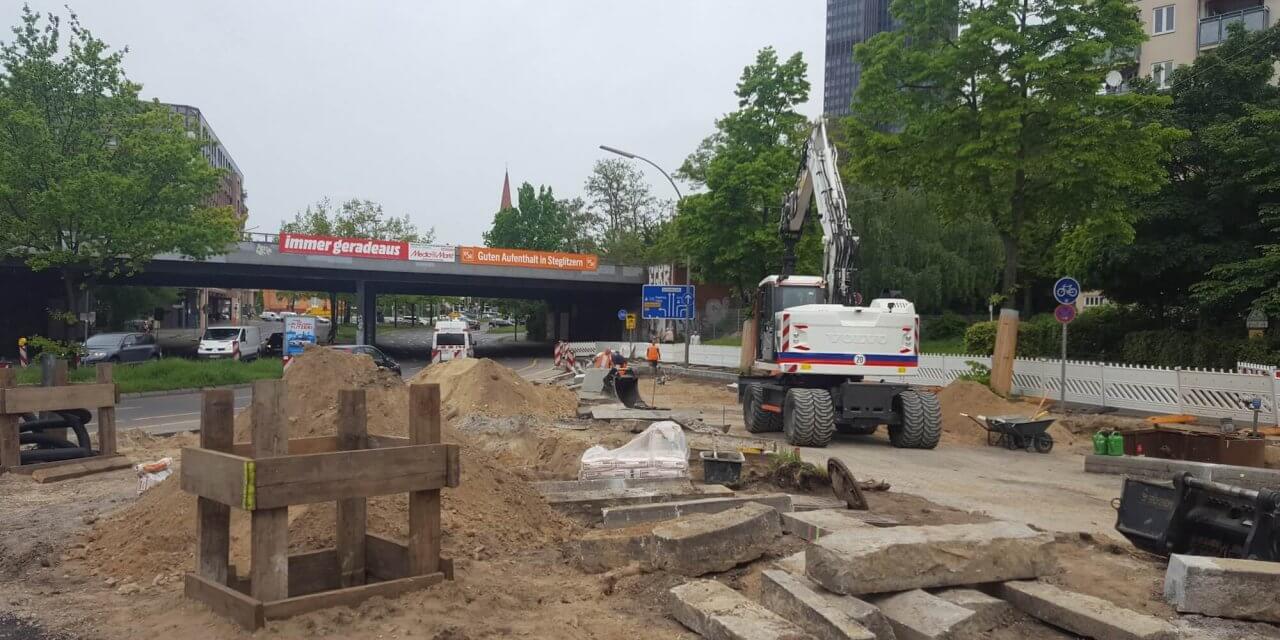 Dieser Unfallschwerpunkt in Steglitz soll entschärft werden