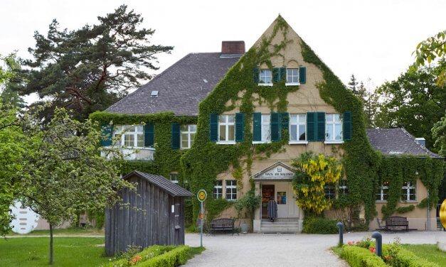 """Das """"Haus am Waldsee"""" wird saniert"""