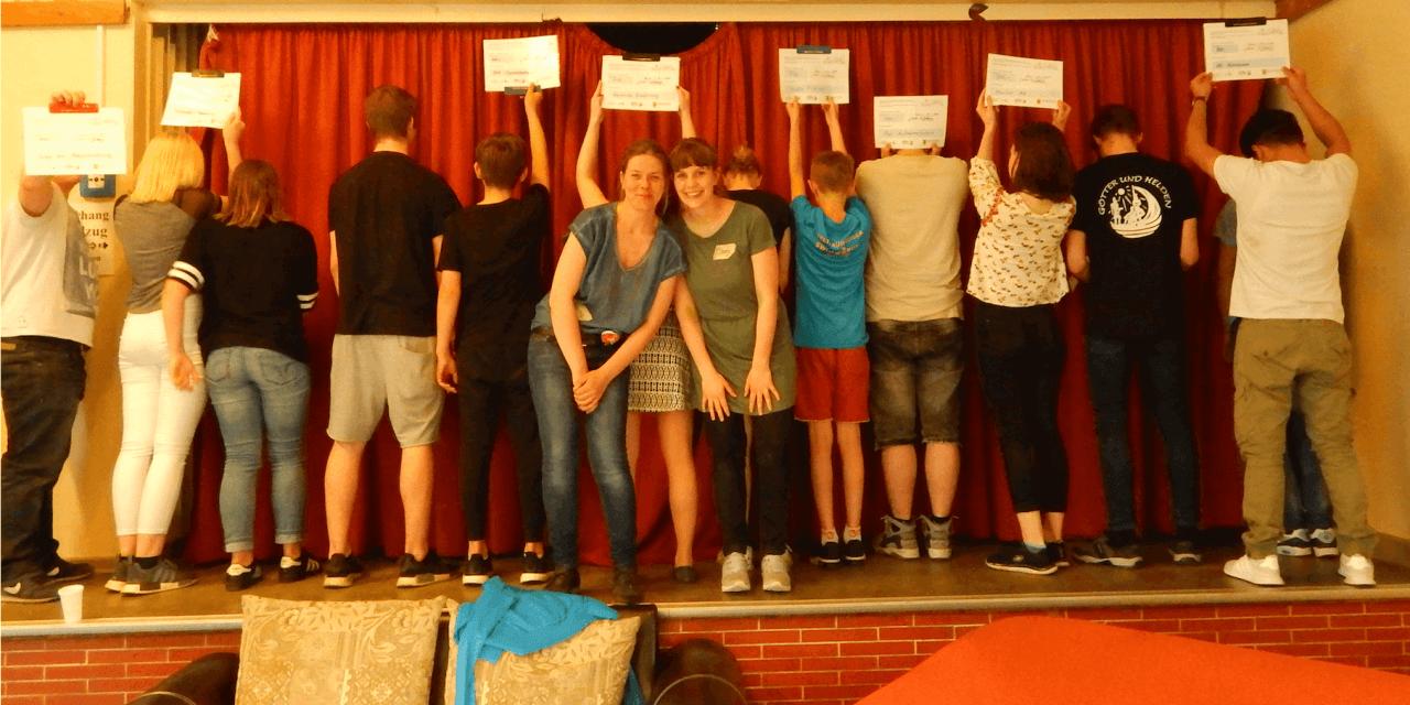 Jugendjury vergibt Geld an acht Projekte aus Steglitz-Zehlendorf