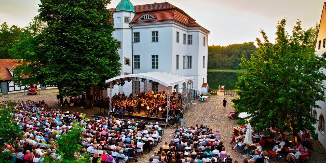 "Jagdschloss Grunewald lädt wieder zu ""Klassik OpenAir"" ein"