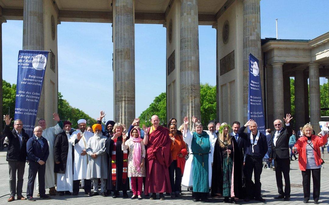 Zwanglos über Glauben reden: Lange Nacht der Religionen findet wieder statt
