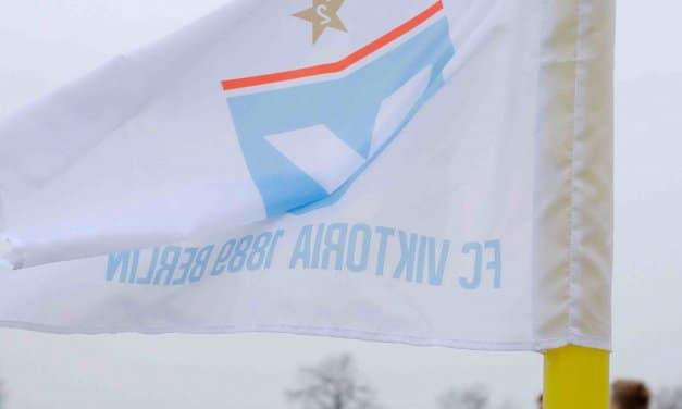 Viktoria verliert gegen BFC Dynamo im Pokalfinale