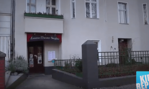In Steglitz gibt es das kleinste Theater Berlins