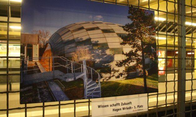 """""""Ungewöhnliches in Berlin Südwest"""": Fotoausstellung im Forum Steglitz"""
