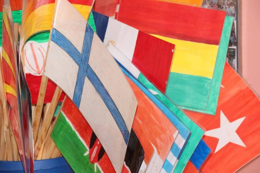 """""""Wir Stadtparker sind bunt"""" – Tag der kulturellen Vielfalt an der Grundschule am Stadtpark Steglitz"""