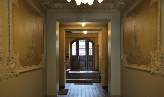 """Mietshaus-Palazzo"" Wulffstraße 14 in Steglitz ist Denkmal des Monats Juni"
