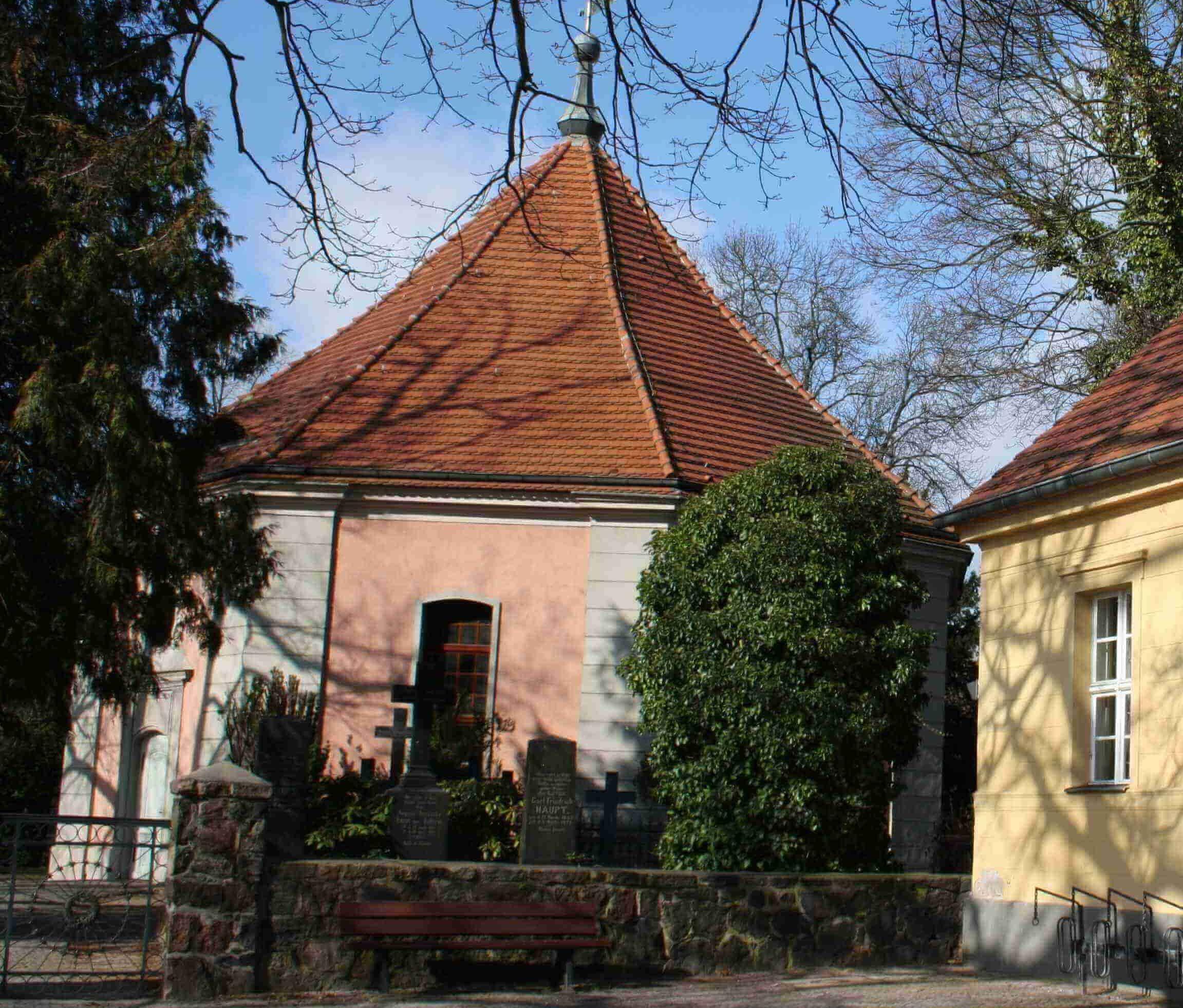 Martin Niemöller Haus: Zehlendorf Jahrbuch 2018 Erschienen