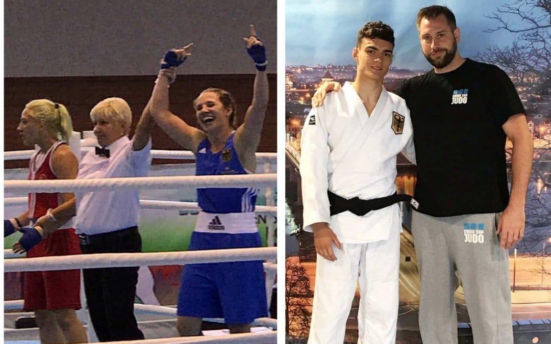 Athleten der Steglitzer Kampfsportschule Rahn erfolgreich bei Europameisterschaften