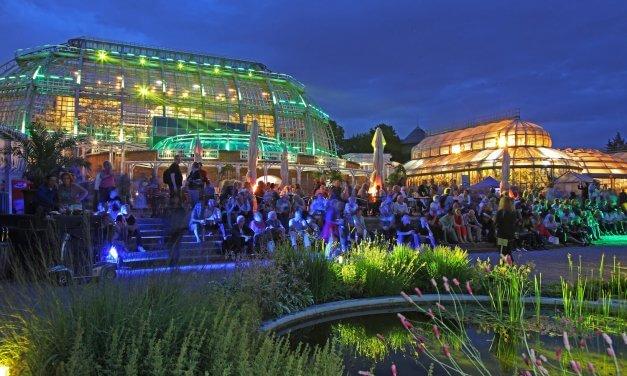 Botanische Nacht dieses Jahr zum ersten Mal an zwei Tagen