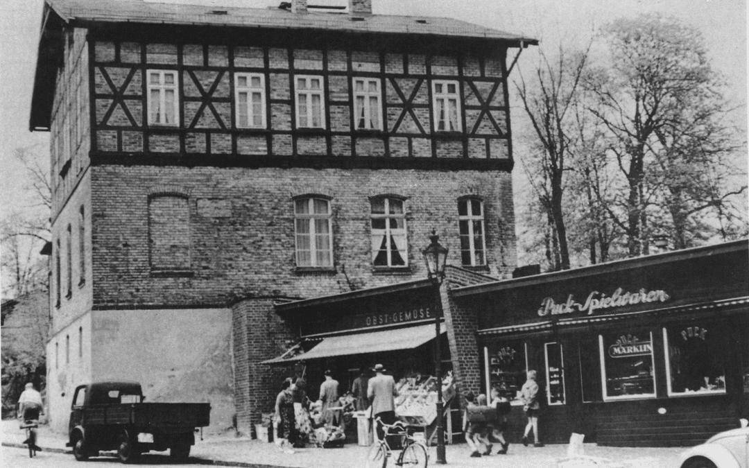 Denkmal des Monats Juli: Bahnhof Zehlendorf – Zeitreise