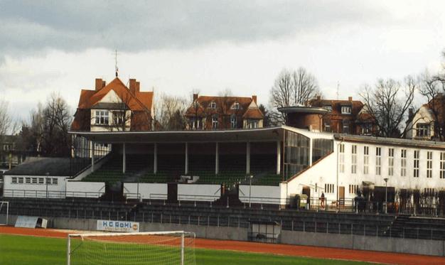 Stadion Lichterfelde ist Denkmal des Monats August