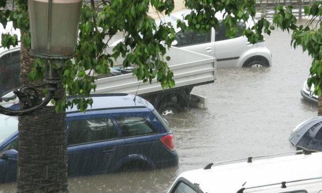 Nassester Sommer in Berlin seit Beginn der Wetteraufzeichnungen