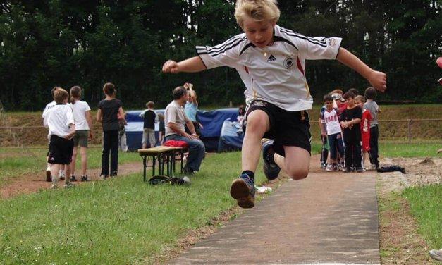 Sport, Spiel und Spaß – Mitmachfest für Kinder in Zehlendorf