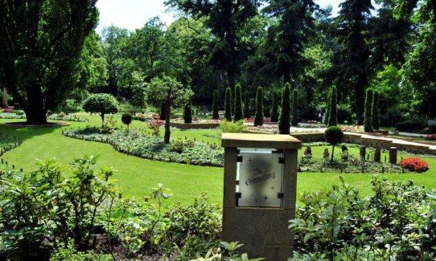 Zweiter Memoriam-Garten auf dem Friedhof Steglitz eröffnet