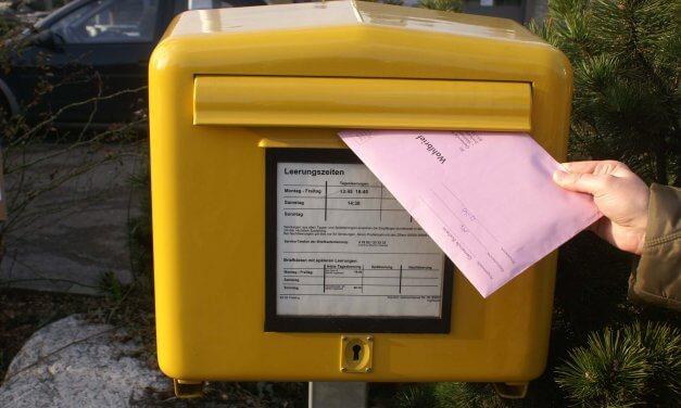 Briefwahl: Steglitz-Zehlendorf ganz vorne