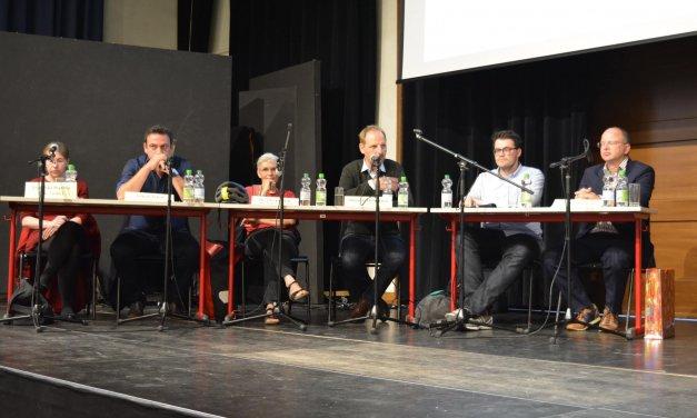 Diskussion zu Integration mit Steglitz-Zehlendorfer Bundestagskandidaten