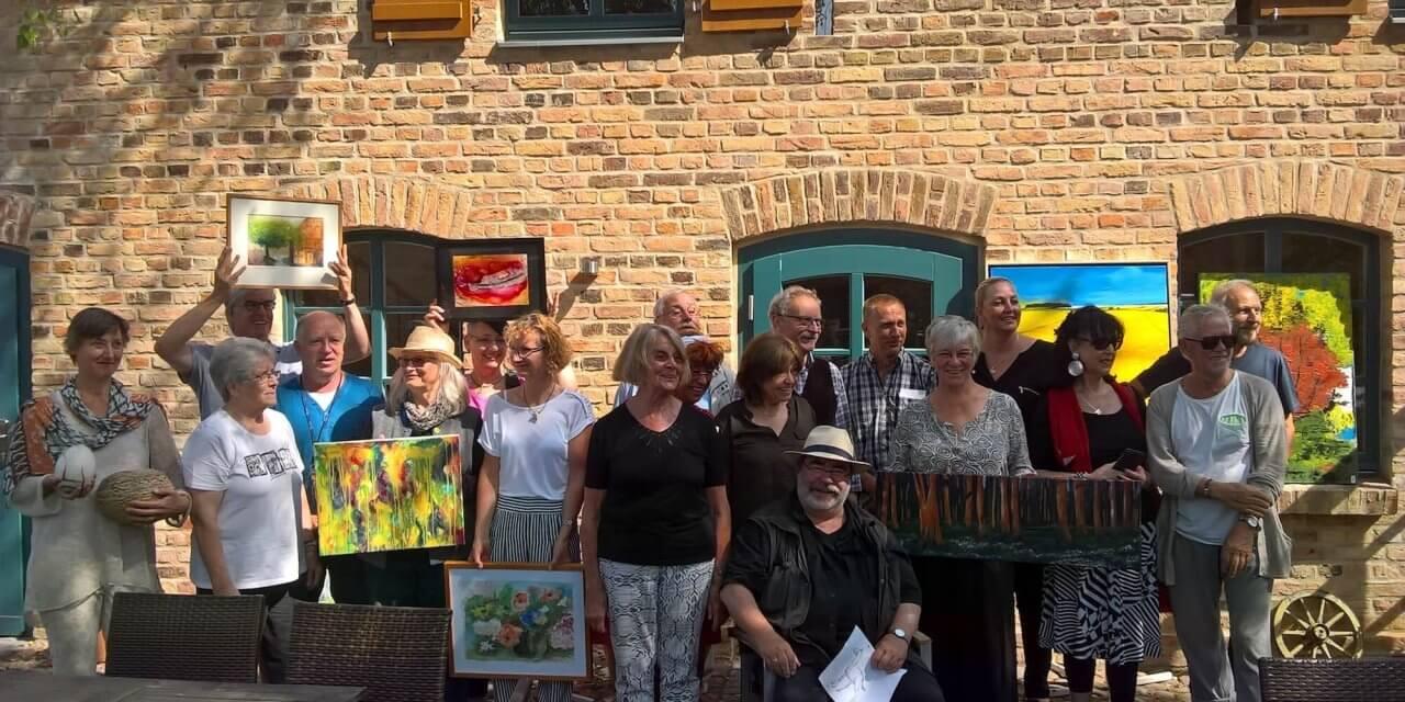 Kunstmeile in Stahnsdorf: Rund 50 Künstler machen sich bereit