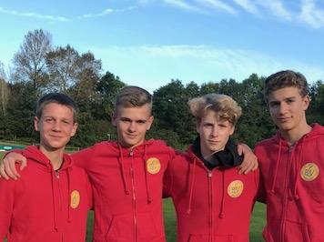 Lichterfelder Athleten erfolgreich in der Verbandsmannschaft
