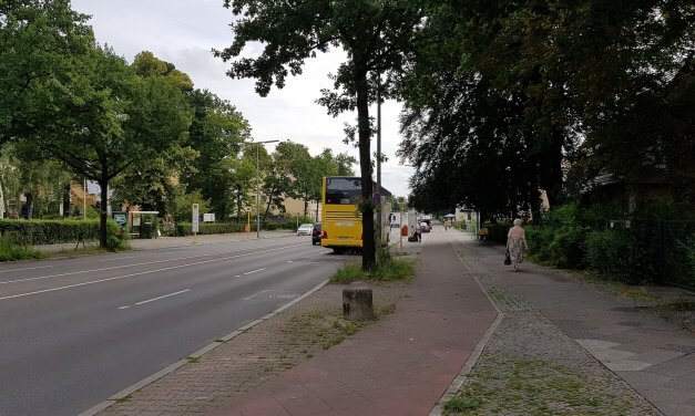 Junge Kiezentdecker laden zu Stadtführungen durch Steglitz-Zehlendorf ein