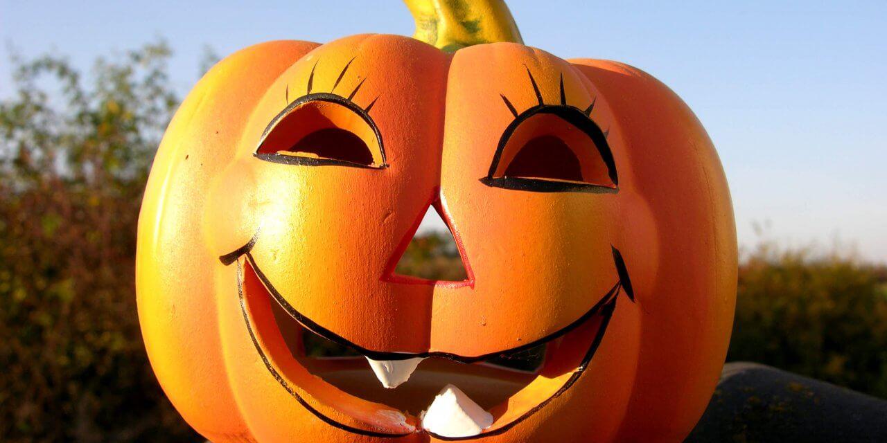 Halloween-Familienfest im Botanischen Garten