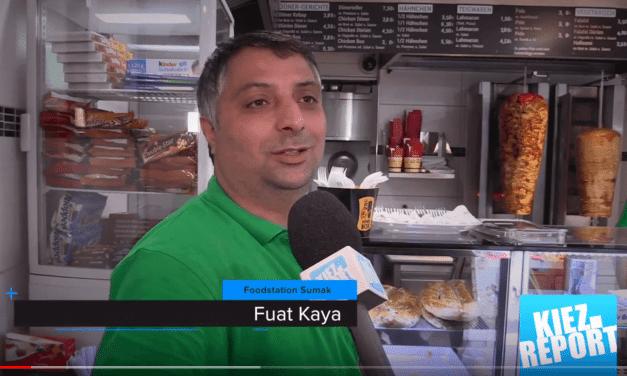 Besitzer des Dönerladens am S-Bahnhof Zehlendorf verschenkt Essen an Bedürftige