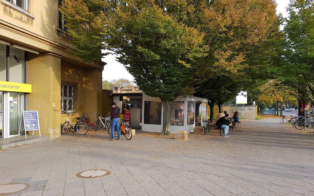 M&S Gemüsekebap: Dönerladen an der Goerzallee Ecke Drakestraße muss schließen