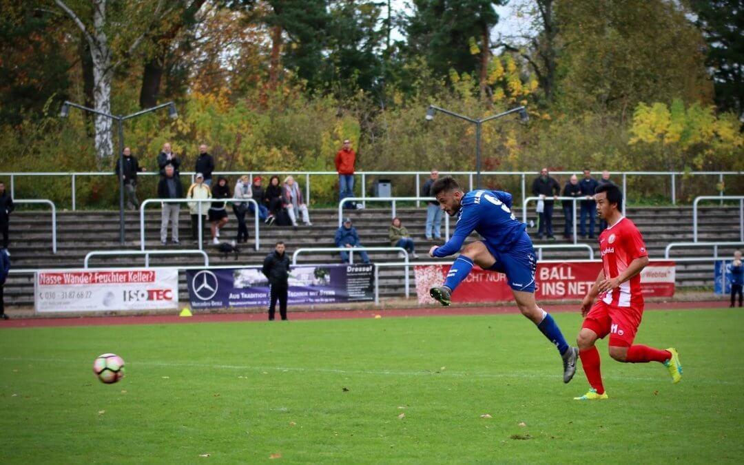Hertha 03: Zehlendorfer schlagen Schwerin 3:0